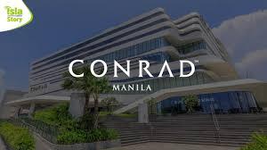 Image result for Conrad Hotel-Manila